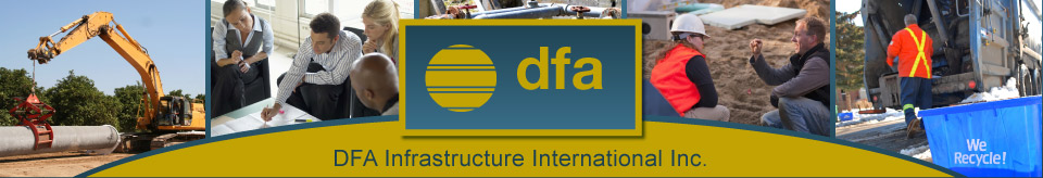 DFA Infrastructure Photos