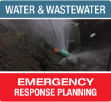 Water & Wastewater Emergency Response Planning